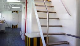 scala della nave
