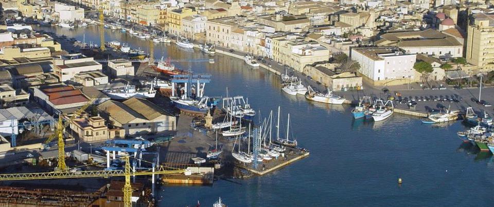 Cantiere navale Mecanav srl - Mazara del Vallo (TP)